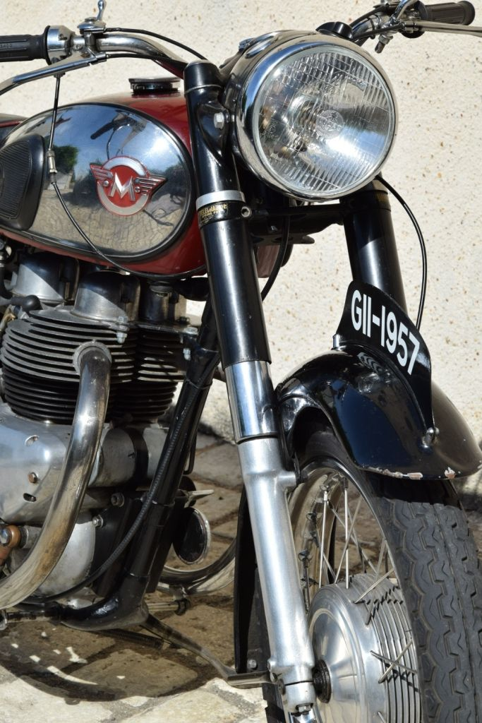 MATCHLESS G11 - 1957