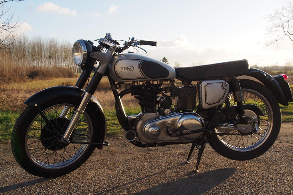 Norton ES2 - 1954