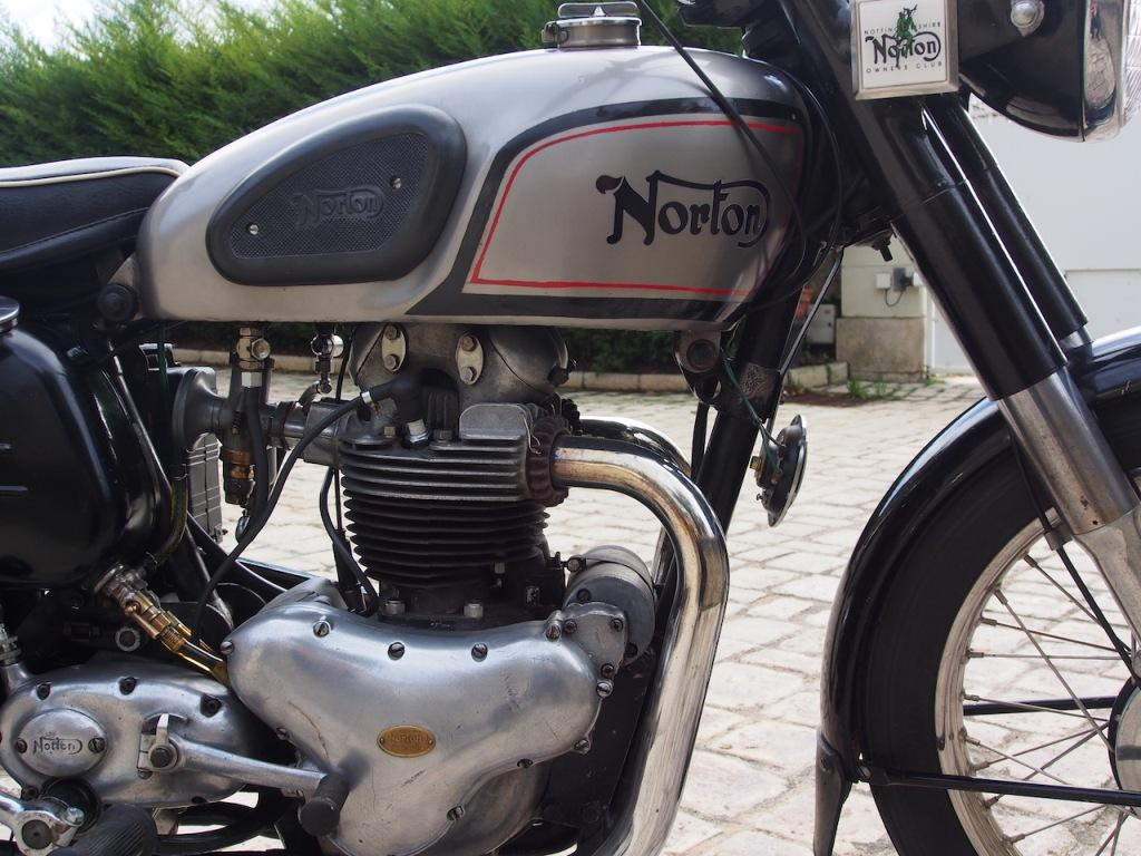 NORTON MODEL 7 - 1955