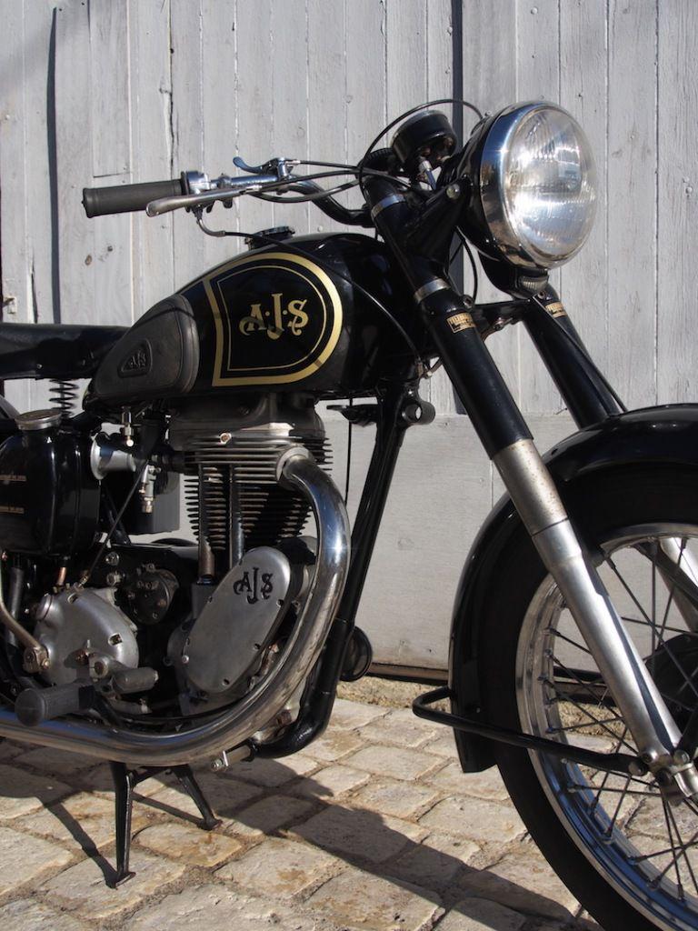 AJS 18S - 1952