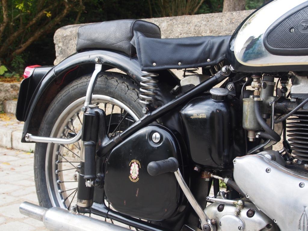 BSA A10 - 1954
