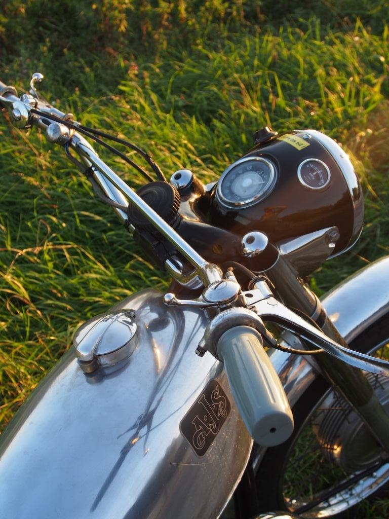 ajs 31 csr 1961 moto anglaise annex motorcycles. Black Bedroom Furniture Sets. Home Design Ideas