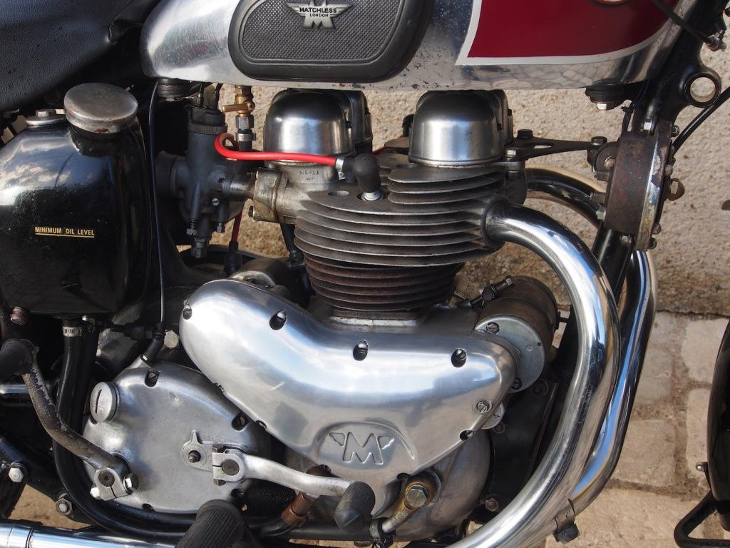 MATCHLESS G9 - 1955