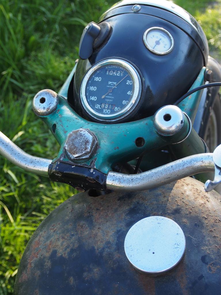 AJS 18S - 1956 - Mono 500cc