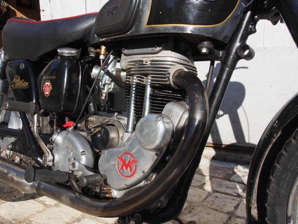 MATCHLESS G80S - 1955
