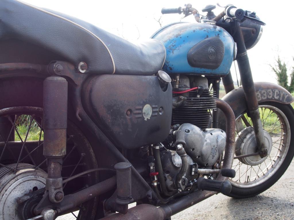 AJS 31 - 1961
