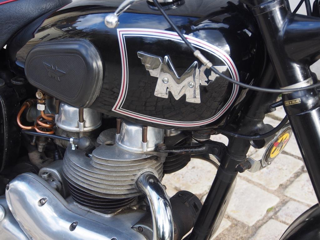 MATCHLESS G9 - 1951