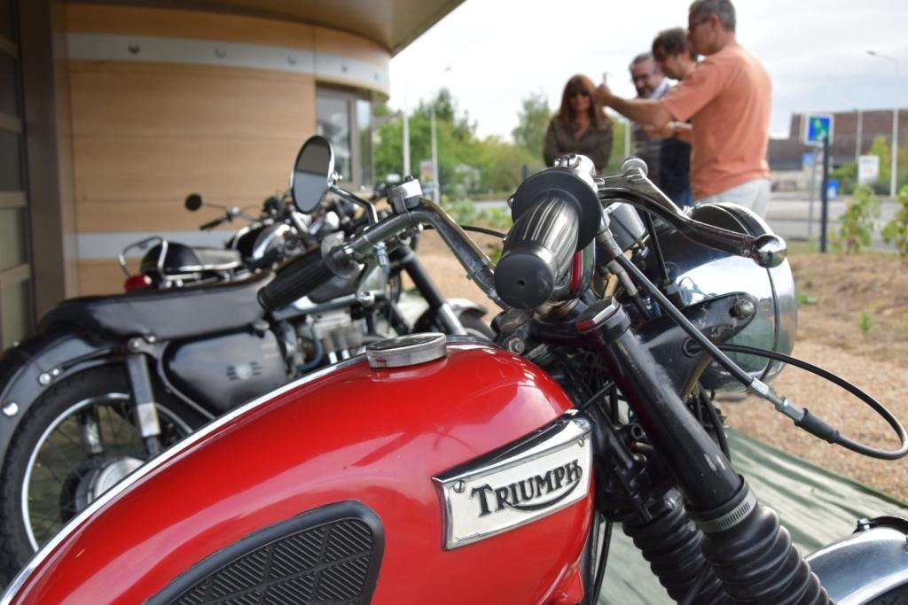 Lancement Annex' Motorcycles