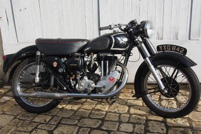 MATCHLESS G80LS - 1950