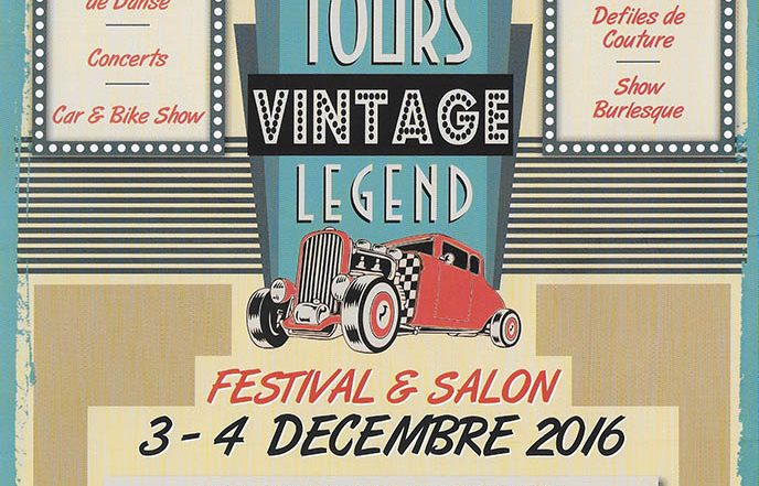 Tours Vintage Legend 2016