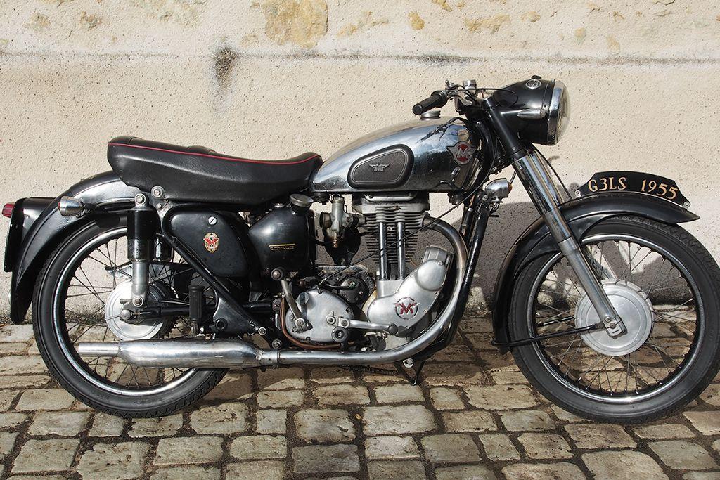MATCHLESS G3LS - 1955