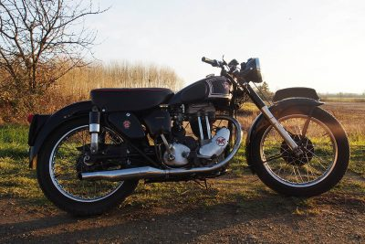 MATCHLESS G3LS - 1952