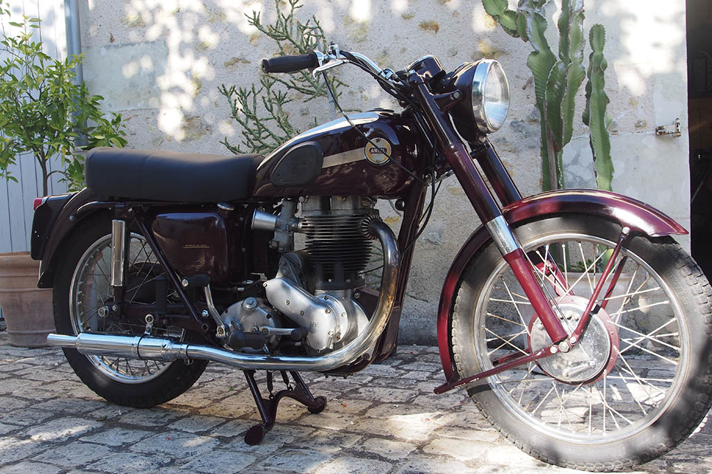 ARIEL VH500 - 1955