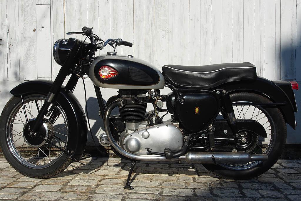 BSA A10 - 1960