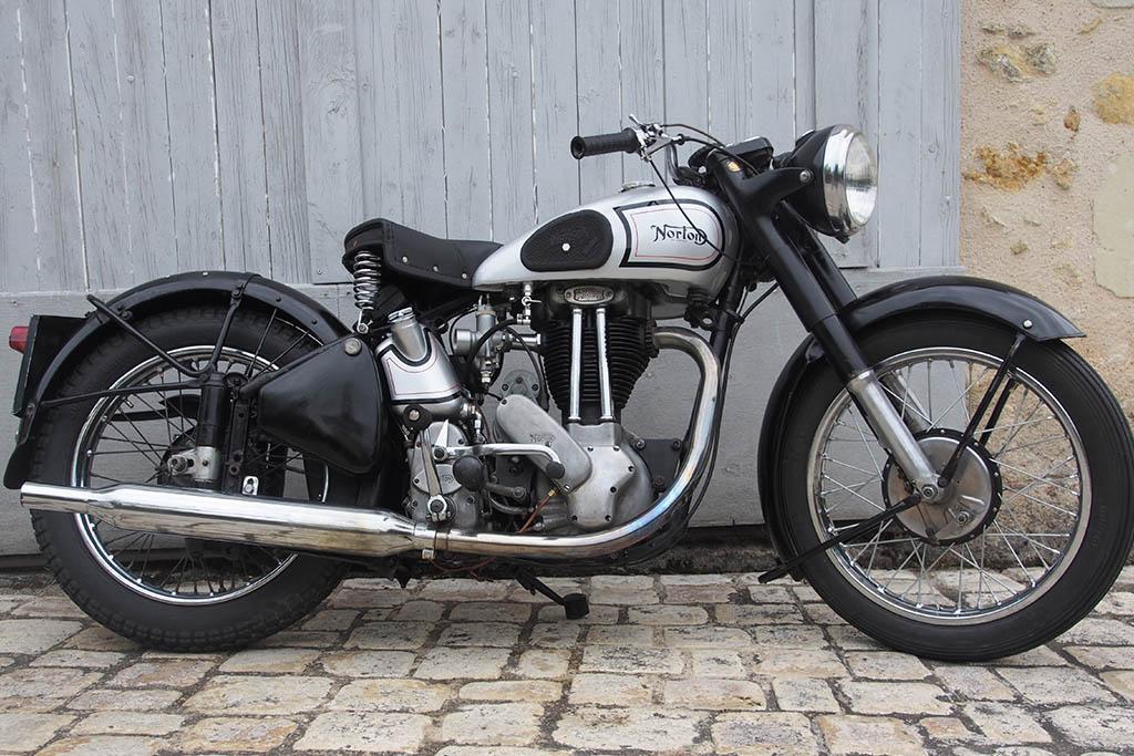NORTON ES2 1948