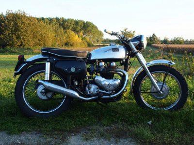 AJS 31 CSR - 1961