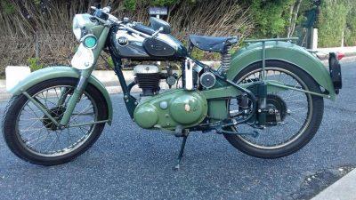 BSA C10 - 1957