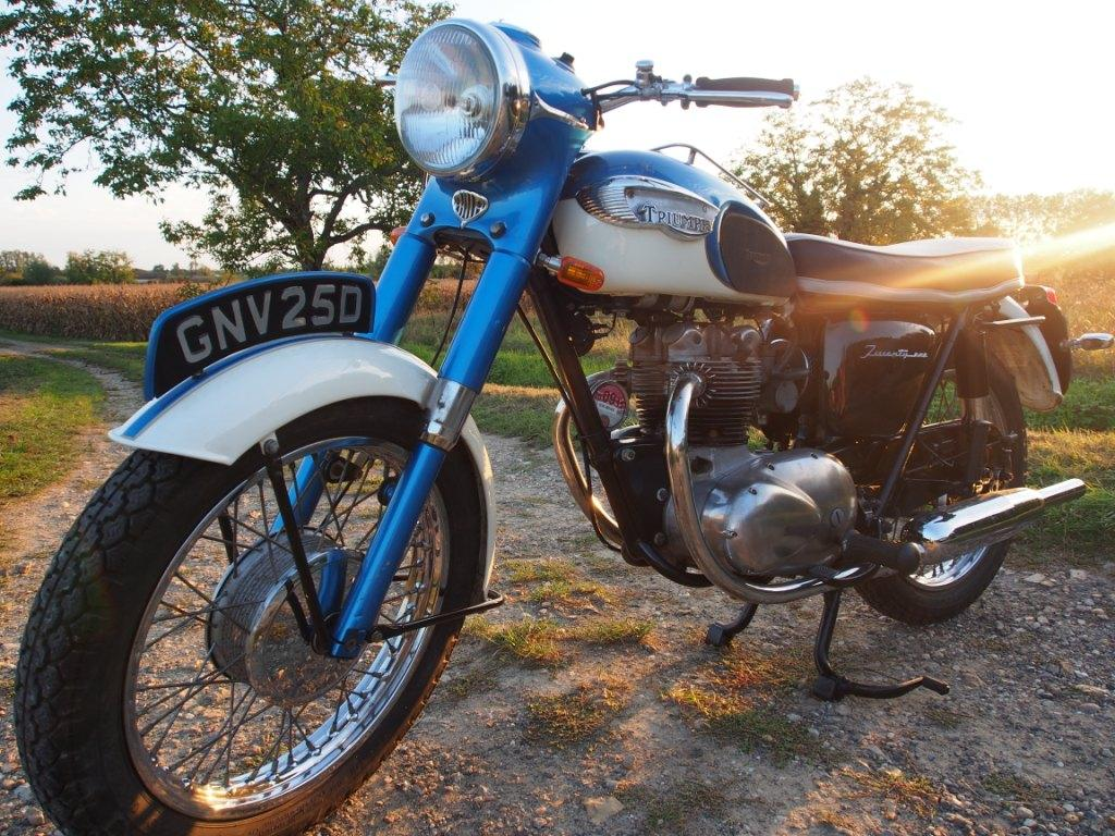 TRIUMPH Twenty One - 1966