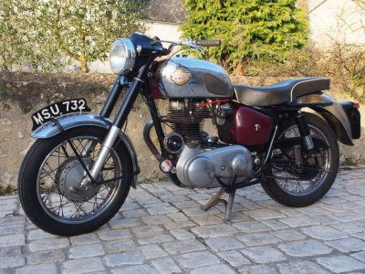 ROYAL ENFIELD G2 - 1960