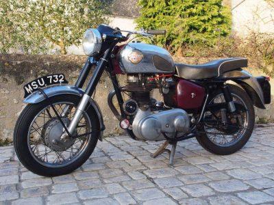 ROYAL ENFIELD G2 - 1960
