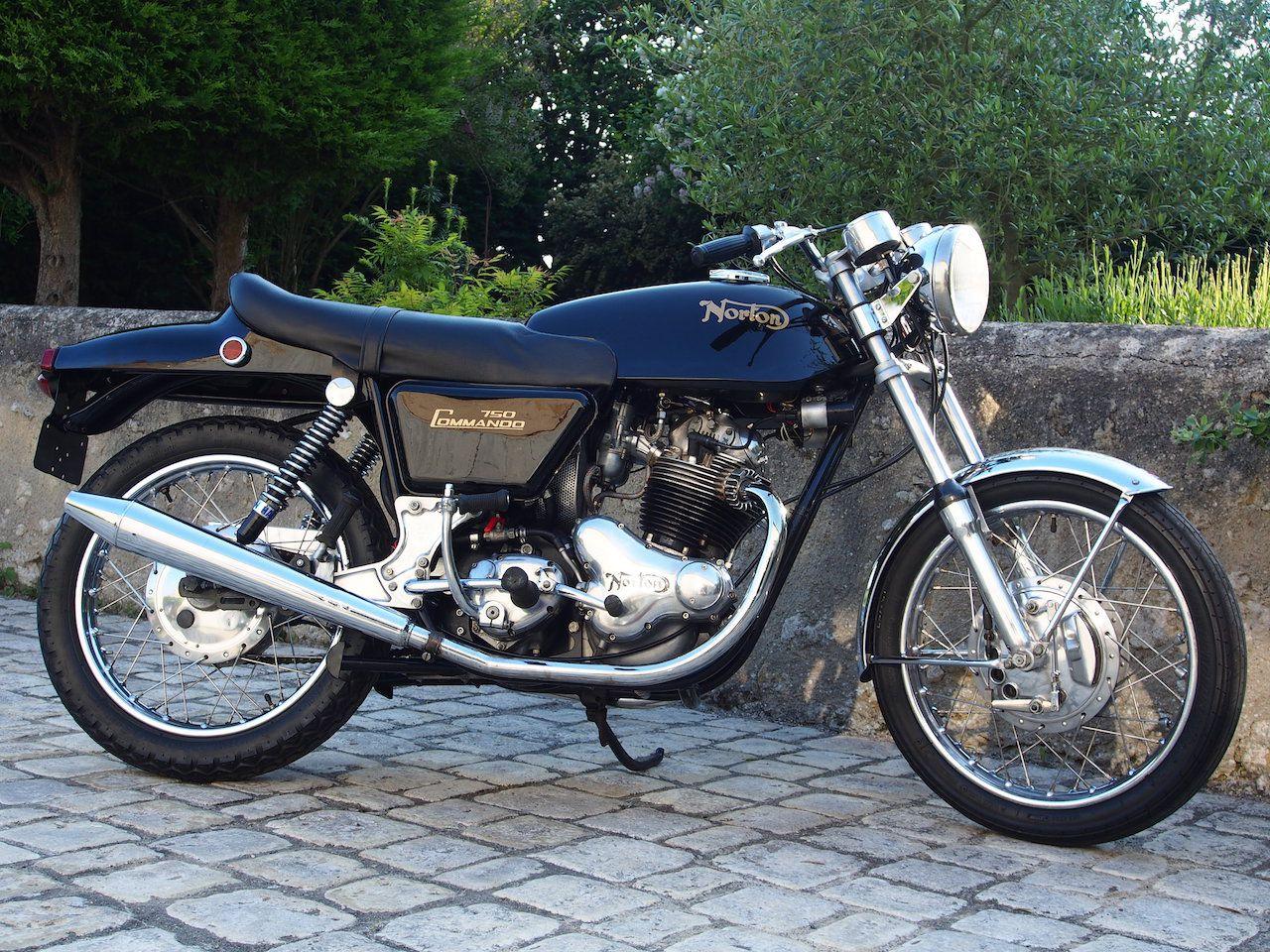 NORTON 750 - FASTBACK 1969