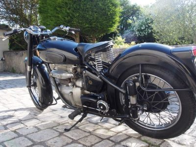 Sunbeam S8 1950