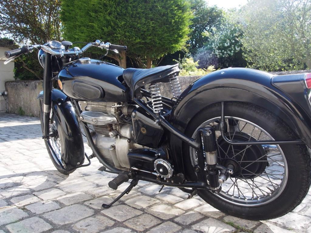Sunbeam S8 1950