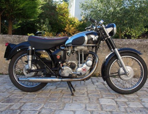 MATCHLESS G80S – 1955