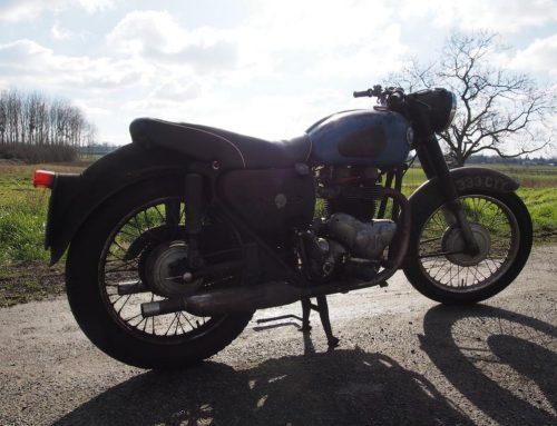 AJS 31 – 1961