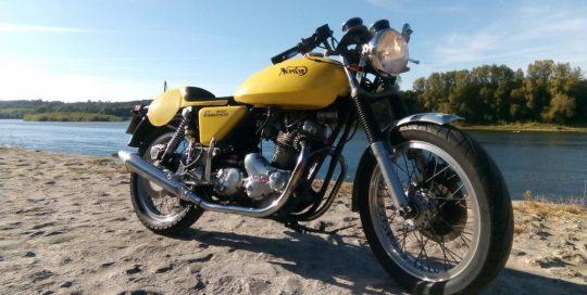NORTON COMMANDO MK3 - 1976