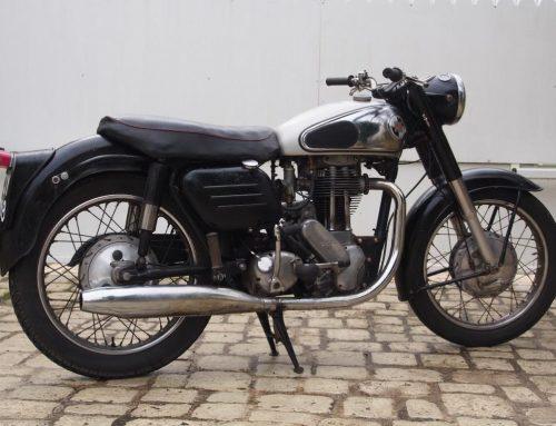 NORTON MODEL 50 – 1957