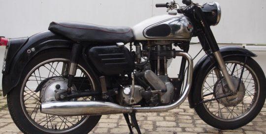NORTON MODEL 50 -1957