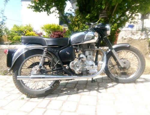 ROYAL ENFIELD BIG HEAD – 1958