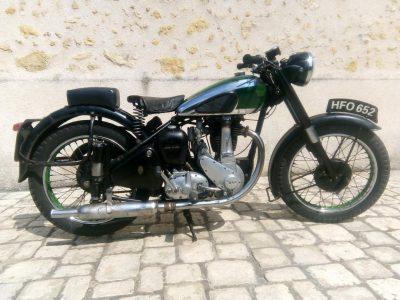 BSA B31 OCT 1950