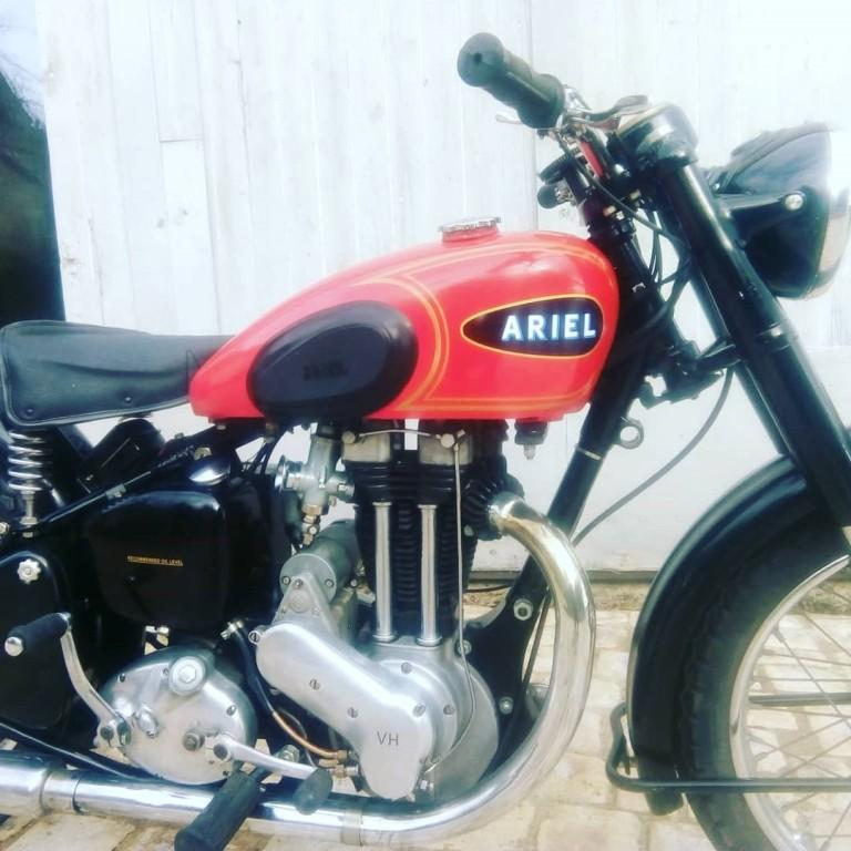 Ariel VH 500 1953