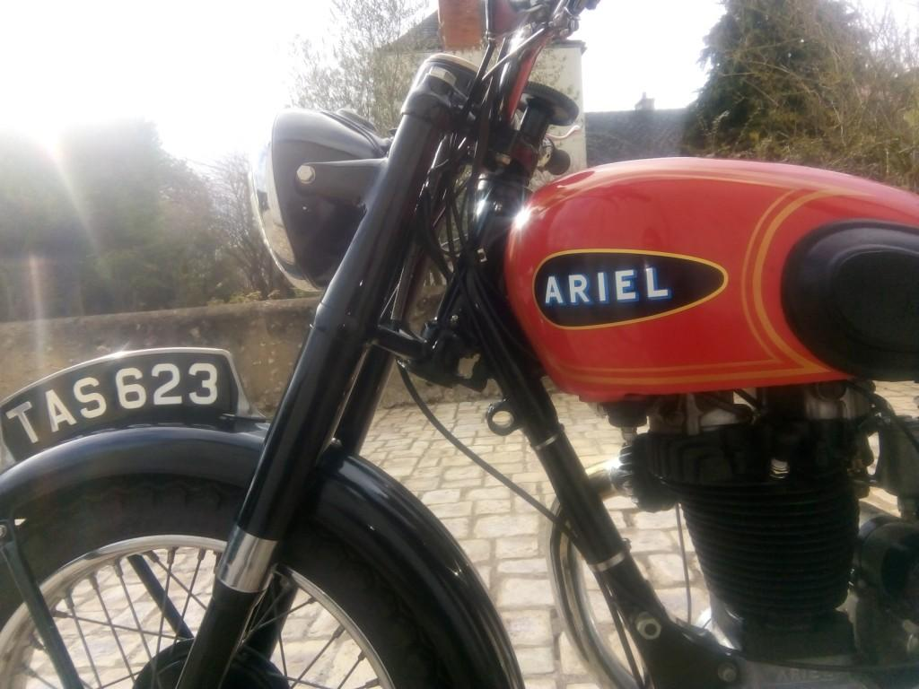 ARIEL VH500 - 1953