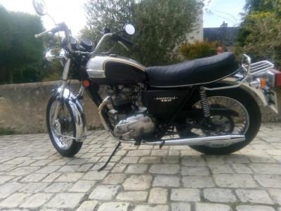 TRIUMPH T140E - 1978