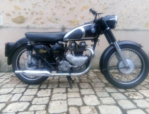 AJS M20 – 1955
