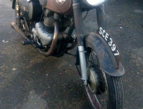 MATCHLESS G11 – 1957