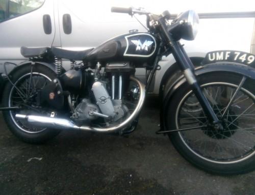 MATCHLESS G3L – 1950