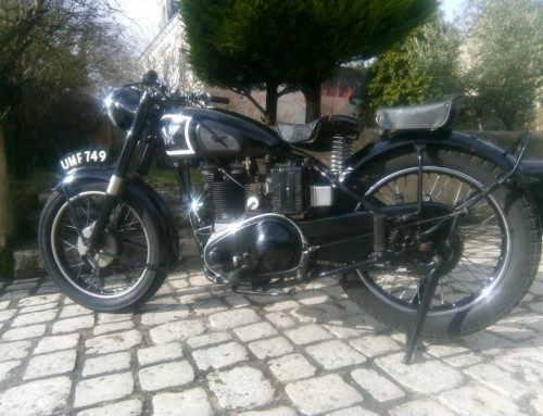 MATCHLESS G3L – 1950