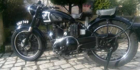 MATCHLESS G3L - 1950