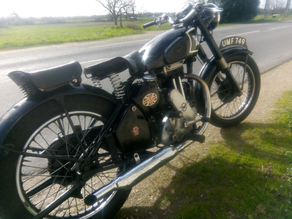 MATCHLESS G3L - 1950