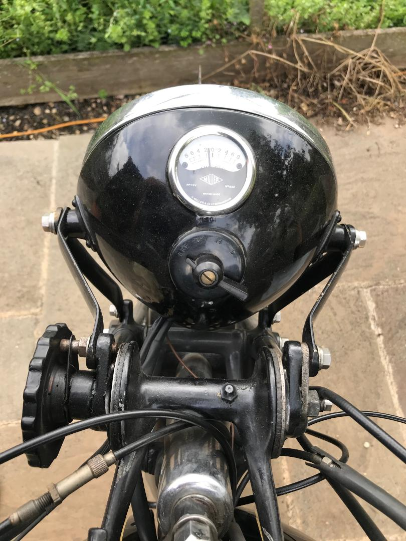 RUDGE 500 SPECIAL - 1939