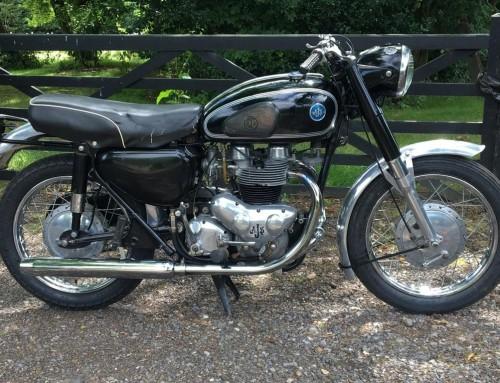 AJS 31CSR – 1964