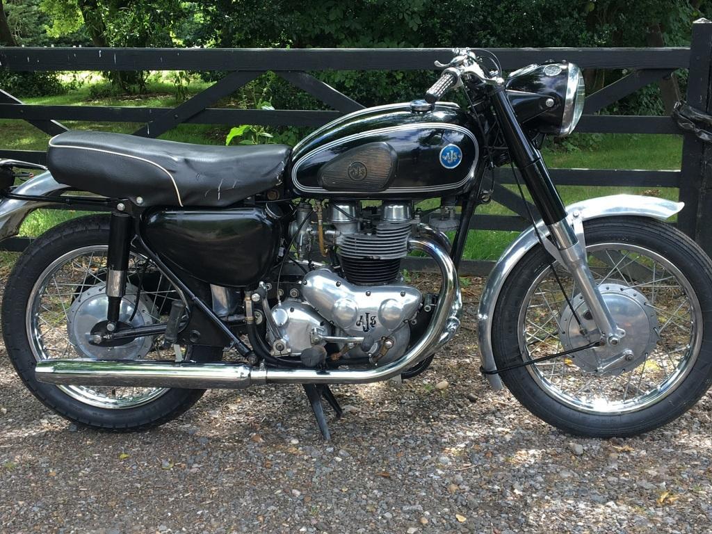 AJS 31CSR - 1964
