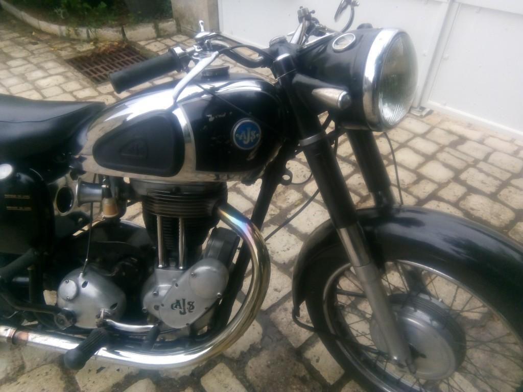 AJS 18S - 1956